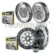 Luk 3 Part Clutch Kit And Luk Dmf For Bmw Z3 Convertible 1.9