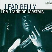Tradition Masters By Leadbelly Music Cd