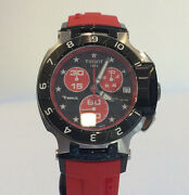 Tissot Nicky Hayden 2011 Limited Edition T-race Watch T048.417.27.051.02 New