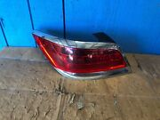 2010 2011 2012 2013 Buick Lacrosse Lh Driver Side Led Taillight 20905473