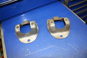 67 68 69 70 Mustang Shelby Cougar Shock Tower Caps 302 351w 390 428cj Scj