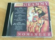 1997 Grammy Nominees By Various Artists Music Cd Euc Rare Htf Golden Color Cd