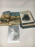 1957 Gilbert Toys American Flyer Trains And Accessories 48pg Catalog Pike Planning