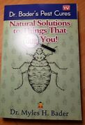 Natural Solutions To Things That Bug You - Dr. Bader
