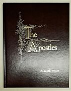 The Apostles By Kenneth Wyatt, Signed By Author, Hardcover, 1989 Like New
