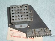 Buick Cadillac Olds Pontiac Lincoln Packard Chrysler Headlight Ignition Resistor
