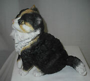 Porcelain Cat, Whiskey, By Connoisseur