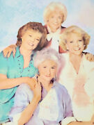 The Golden Girls Vintage Greeting Cards Lot Set Of 9 Betty White