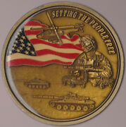 Setting The People Free Oif Liberate The Oppressed Coin 2 Dia C-2