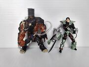 Mcfarlane Toys Spawn Tremor Ii Brown Version And The Curse Action Figures Loose