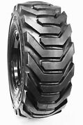 2 New Tires 33 15.50 16.5 Otr Outrigger R-4 Skid Steer 14 Ply 33x15.50-16.5 Sil