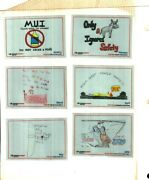 Set 12 Kids Of Mcelroy Miners Consol Coal Co. Coal Mining Sticker 999