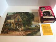 Perfect Picture Puzzles Jigsaw Bull's Head Inn Over 250 Pieces With Original Box