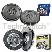 Luk Clutch And Sachs Dmf For Mercedes-benz Sprinter Platform/chassis 416 Cdi 4x4