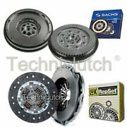Luk Clutch Kit And Sachs Dmf For Mercedes-benz Sprinter Platform/chassis 308 Cdi