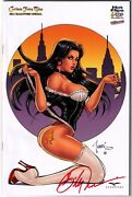 Grimm Fairy Tales 2011 Halloween Exclusive Nycc Hot Flips Tucci Variant Ltd 250