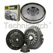 Clutch Kit And Luk Dmf For Iveco Daily Platform/chassis 35 C 10 V 35 S