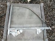 1962 Buick Skylark Right Rear Window And Frame Entire Car 1961f85tempest1963