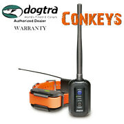 Dogtra Pathfinder Mini Track And Train System With Gps And E-collar Technology