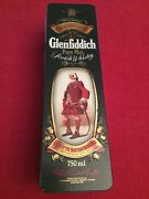 Glenfiddich Special Reserve Scotch Whiskey Clans Of The Scottish Highlands Tin
