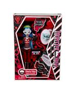 Hard To Find, Rare Monster High Doll - Ghoulia Yelps. Mattel. Free Shipping