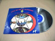 Vinyl Album Record,autographed Little Joe And His Calypsonians At The Royal