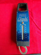 A Scarce Vintage Abu Svangsta Combi Fishing Weigh Scales And Measure