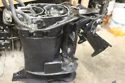 2004 Mercury 200-225-250hp 3.0l Optimax Midsection Exhaust 30 Steering Arm Xxl