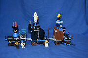 Lego Set 6497 Time Cruisers Twisted Time Train Vintage Set Ohne Bauanleitung
