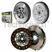 Nationwide 2 Part Clutch Kit And Luk Dmf For Vw Caddy Box 2.0 Tdi