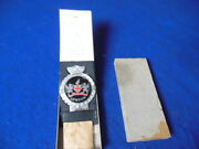 Nos 1950and039s-1960and039s J.r.gaunt London Car Badge In Original Presentation Box