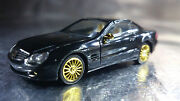 Herpa 20023 3 Advent Mercedes Benz Sl Class With Display Box 187 Ho Scale