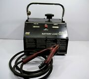 Cat 4c4911 Portable Battery Load Tester Heavy Duty Load Cables Heavy Equipment