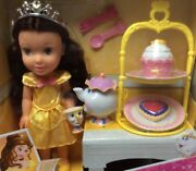My First Disney Princess Belleand039s Enchanted Tea Party Brand New