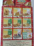 Re-ment Miniature Bakery New In Bags With Boxes Megahouse Dollhouse