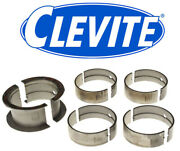 Clevite Ms829p Main Bearings Set For Bbc Big Block Chevy 366 396 427 454 502