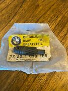 Vintage Bmw Nos R24-27 R50-r69s Speedometer Cable Drive Gear Fits In Trans