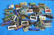 Steam Trains And Locomotive Railway Related Transport Pin Badges Charity