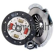 3 Piece Clutch Kit Inc Bearing 215mm For Peugeot 405 1.8 Turbo D