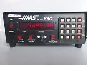 Haas Control Box Software-30 Brush 17 Pin Rotary Table Indexer Lot 21