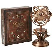 Pop-up Book Of Westeros + Game Of Thrones Astrolabe Rare Collectable