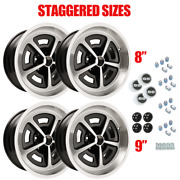 Year One Gm Cast Magnum Staggered Wheel Kit With Ss Center...