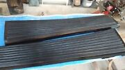 1934 Dodge Running Boards All Series Except 8 Cylinder Cars