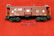 2001740 Norfolk Southern Bay Window Caboose 3 Rail New In Box