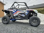 Polaris Rzr Xp 1000 18-19 Front And Rear Over Fender Extension Flares