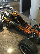Hpi Baja - 5b Ss - Complete Sets Of Tinted Windowstop Quality Acrylic