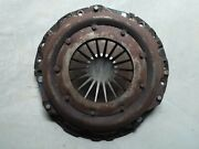 Luk Bbc Sbc 11andrdquo Pressure Plate And 26-spl. Clutch Disc Used 99201 04020 350 Chevy