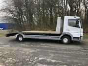 Model Cer Recovery Body Beavertail Bed Car Chassis 7.5t Daf Atego Eurocargo