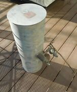 1909 - 1913 Rumely Gas Starting Tank Primer Old Trusty Tractor