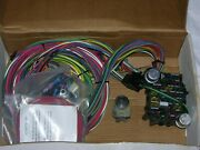 1950s Wiring Harness And Ignition Switch And Fuse Box